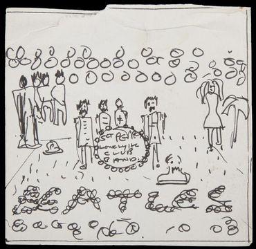 La cover de Sgt Pepper aux enchères