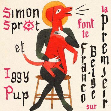 Dessin Simon Spruyt