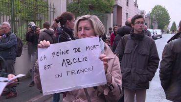 Rassemblement pour Vincent Lambert: 150 personnes à Reims