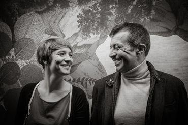 Tatjana Pessoa et Serge Rangoni