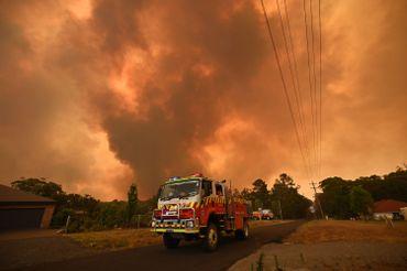 Environ 3000 pompiers sont mobilisés.