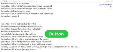 Oserez-vous cliquer sur le bouton vert?