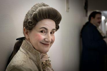 """"""" Der Schauspieldirektor """" de Mozart, une comédie mise en scène dans le dédale de la Monnaie"""
