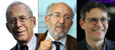 Les prix Nobel de Physique cuvée 2019: James E. Peebles, Michel Mayor et Didier Queloz