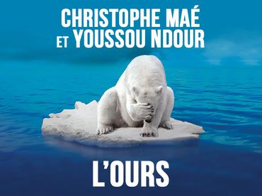 Christophe Maé en duo avec Youssou N'Dour sur un single à propos du réchauffement climatique