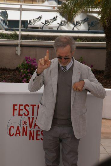 Steven Spielberg n'est pas prêt