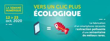 Internet et les appareils numériques polluent : découvrez pourquoi à la Semaine Numérique
