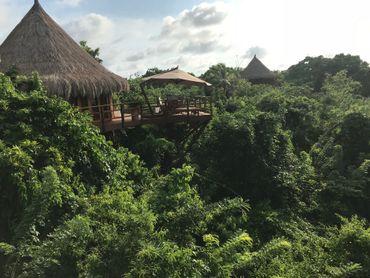 La réserve naturelle de Baranquilla