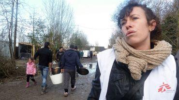 Angélique Muller, coordinatrice pour MSF.