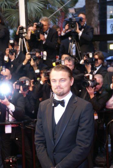 Le très stoïque Leonardo DiCaprio