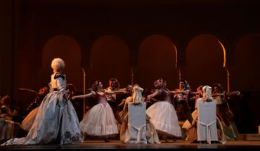 Opéra inédit : Les noces de Figaro de Mozart avec Jodie Devos