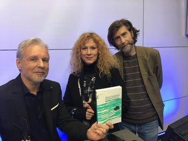Thierry Bellefroid, Véronique Biefnot, et Francis Dannemark