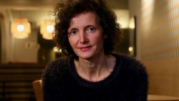"""Marlène Rabaud, réalisatrice. auteur du film documentaire """"Congo Lucha""""."""