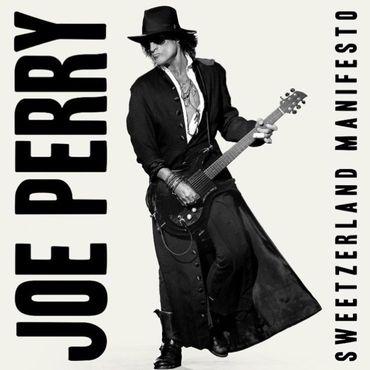 Joe Perry présente un nouveau titre