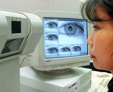 Des pirates s'intéressent à des dispositifs  capables d'obtenir les données des systèmes de reconnaissance des veines de la paume de la main et de l'iris.