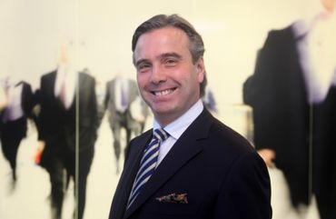"David Chmelik, fondateur de ""Slavonic Europe"""