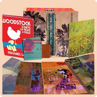Woodstock: le coffret anniversaire