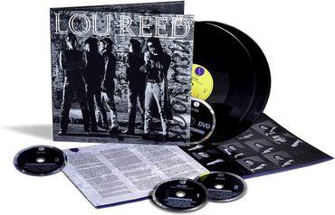 """Lou Reed : réédition de 'New York"""""""