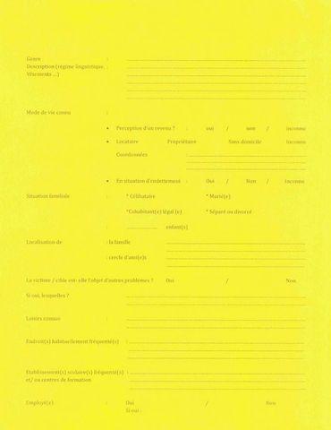 Voici le document qui a créé le malaise...