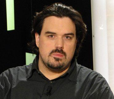 Michel Dufranne, Chroniqueur