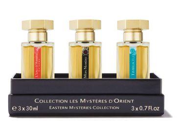 Le coffret Les Mystères d'Orient par L'Artisan Parfumeur