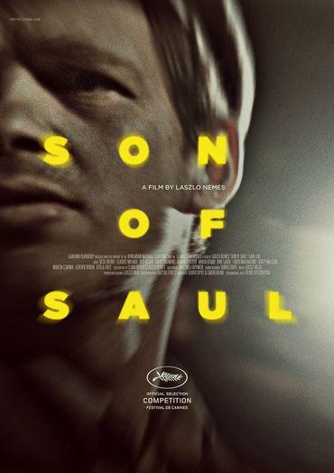 """L'affiche de """"Son of Saul"""""""