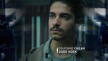 """Soufiaane Chilah dans """"Dode hoek"""" ."""