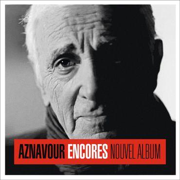Encores, le nouvel album de Charles Aznavour