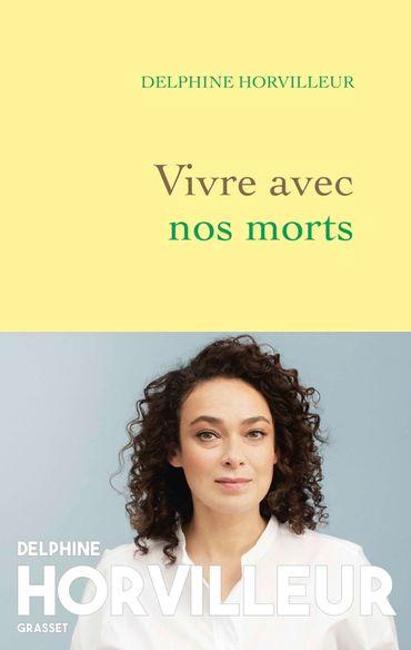 """Delphine Horvilleur, """"Vivre avec nos morts"""""""