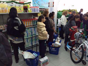Un magasin solidaire dont bénéficie pas moins de 700 familles.