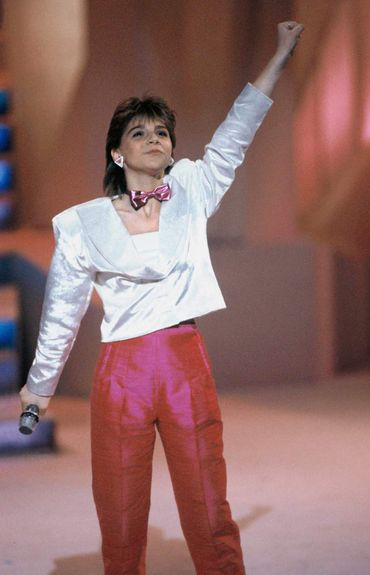 Sandra Kim, gagnante de l'Eurovision en 1986