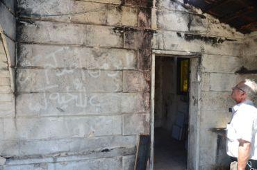 Kessab, Maison pillée et brûlée par les djihadistes