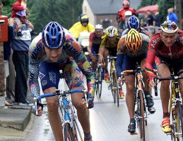 Axel Merckx passe à l'attaque