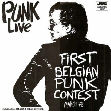Rude#7 : The Second Belgian Punk Contest