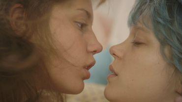 """Photo extraite du film """"La vie d'Adèle"""""""