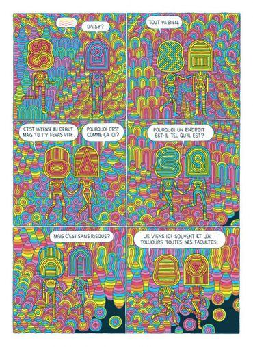 """""""Sous la maison"""" : l'étrange couleur de la dépression"""