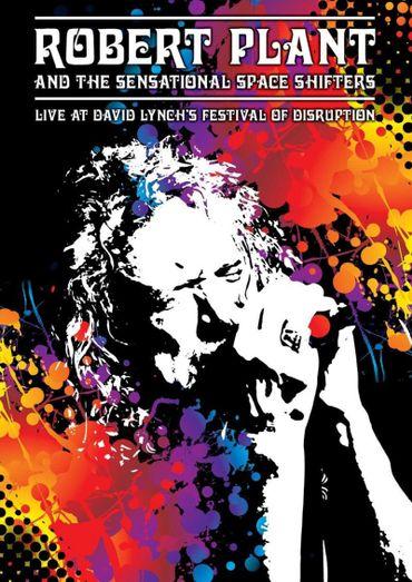 Un DVD Live de Robert Plant