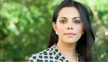 Nupur Tron, ambassadrice indienne pour l'art et la culture.