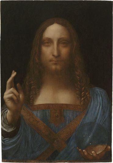 Un rare de Vinci aux enchères pour 100 millions de dollars