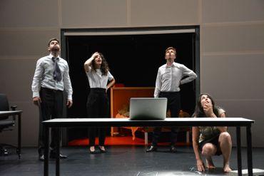 Points de rupture, au Théâtre National