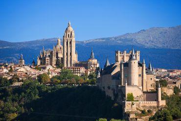 Vue panoramique sur Séville