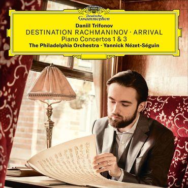 Daniil Trifonov -Rachmaninov, Concertos pour piano nos 2 et 3. DG 673.