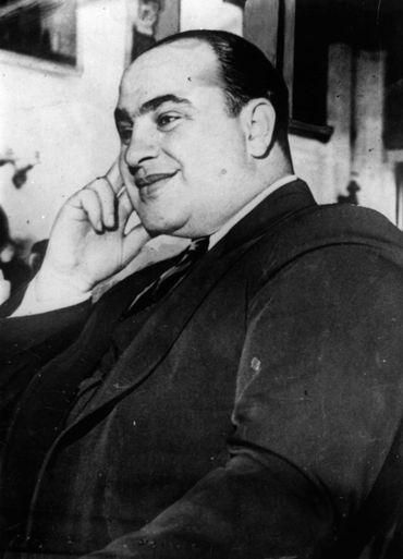 Al Capone, dans les années 30