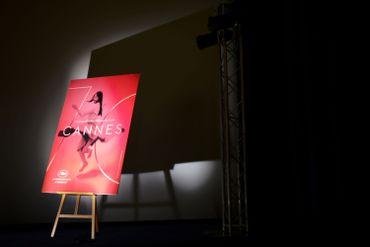 Affiche officielle du festival, Paris, 13 avril 2017