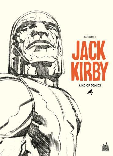 "Jack Kirby, le ""King of Comics"""