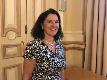 Kristina Kaihari, conseillère à la direction nationale de l'enseignement