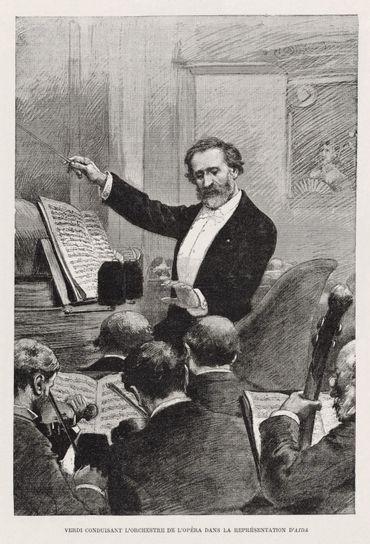 """Un été à l'opéra : Alain Altinoglu dirige """"Aïda"""" de Giuseppe Verdi"""