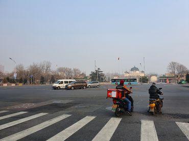 vie quotidienne à Pekin
