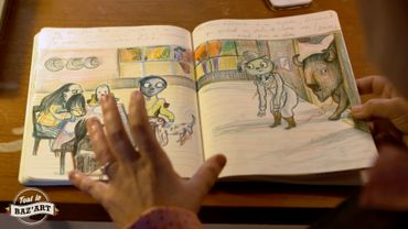 Les carnets de Kitty Crowther