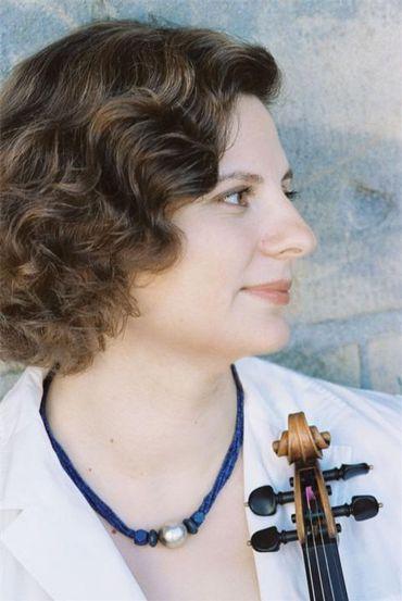 Natalia Prischepenko, membre du jury du Concours Reine Elisabeth